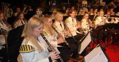 Adventskonzert des Musikverein Garrel am 08. Dezember