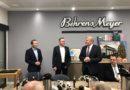 Garreler Unternehmer im Austausch mit Wirtschaftsminister Bernd Althusmann