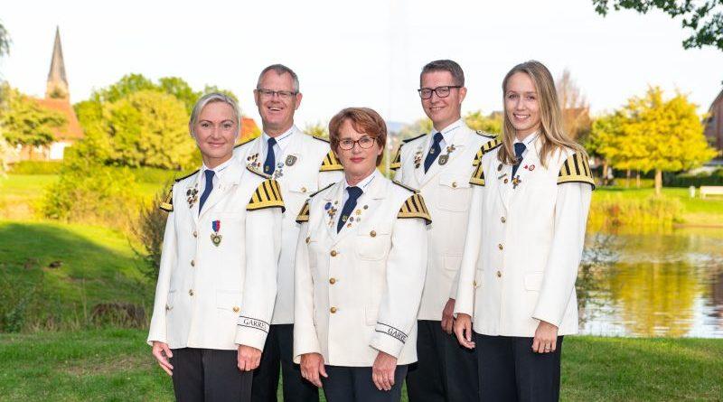 Chronik Team des Musikverein Garrel